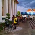 ปั่นจักรยานไหว้พระ 9 วัด ฝั่งธนบุรี