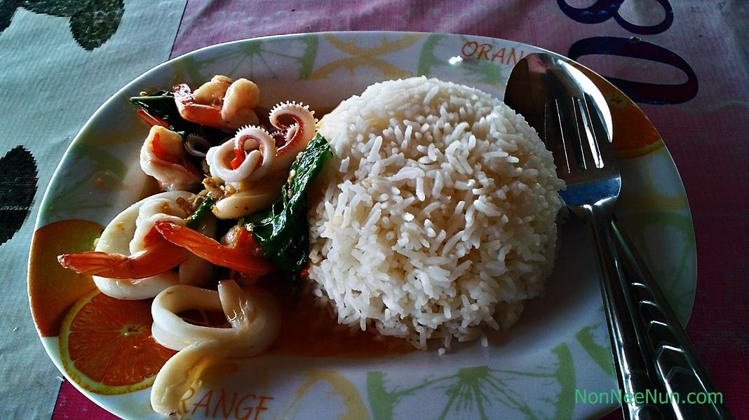 กระเพราะทะเล เมนูเบเบ แต่รสชาติโอเค ร้านเล็กๆริมทาง สดอร่อยสุดๆ