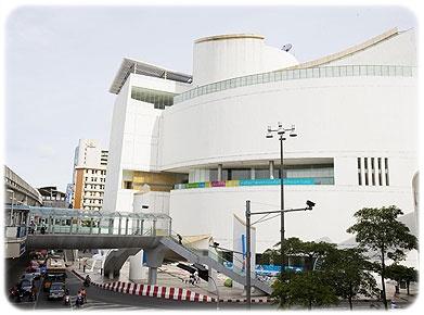 หอศิลปวัฒนธรรมแห่งกรุงเทพมหานคร(Bangkok Art and Culture Centre or bacc)